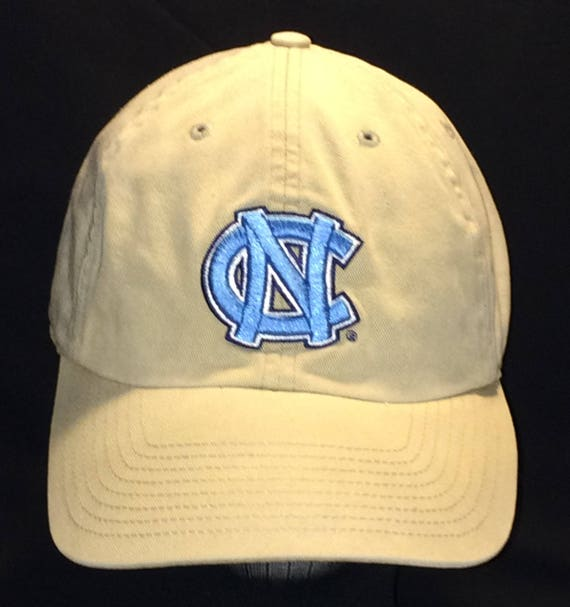 bfc0e84ce14 Vintage College Hat University of North Carolina Tar Heels
