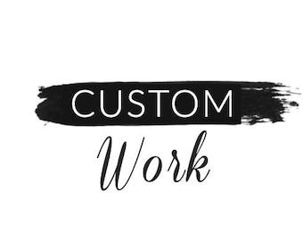 Custom Blog Work for Blogger