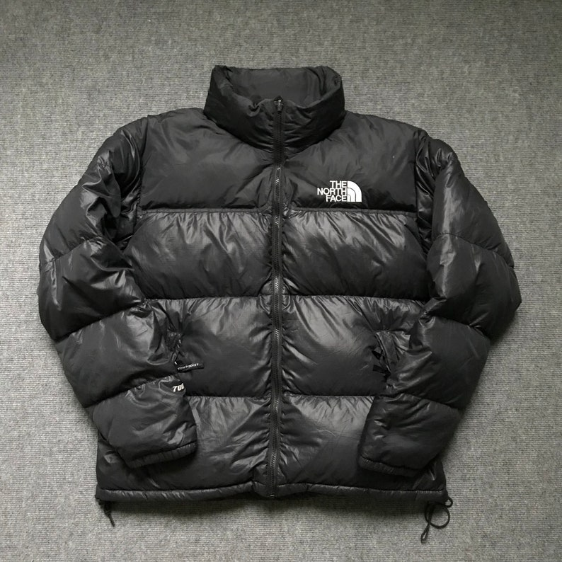 c365ccac0 Vintage Rare! THE NORTH FACE Nuptse Goose Down 700 Stow Pocket Puffer