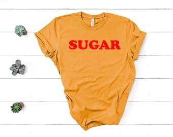 0186f887afbd6 Sugar Shirt Honey Shirt Honey Bee Shirt Girl Power Shirt Unisex Jersey  Short Sleeve Tee