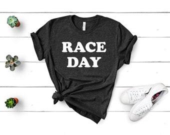 39f47f8b Race Day Shirts For Women Racing Shirt Unisex Jersey Short Sleeve Tee