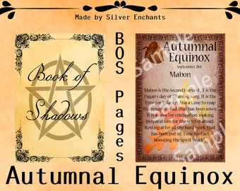 BOS Pages - Autumnal Equinox