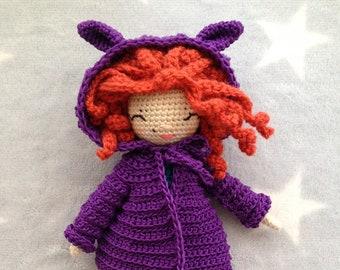 ENG full crochet pattern Franchesca the doll/ESP Patrón de ganchillo completo la muñeca Franchesca