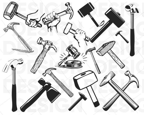 Free Free transparent hammer vectors and icons in svg format. Hammer Svg Tools Svg Screwdriver Svg Fathers Day Svg Etsy SVG, PNG, EPS, DXF File
