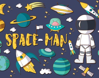 Space Man - Galactic Set
