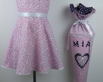 Sonderteil schöner Stil Beförderung Einschulungskleid | Etsy