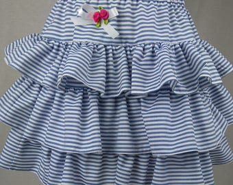 Girl's skirt, children's skirt, summer children's skirt