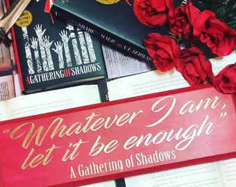 Bookish Signs And More