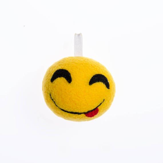 Lustige Smiley Schlüsselanhänger Schlüsselanhänger Smiley Etsy