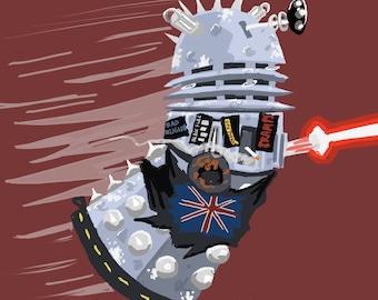 Punk Dalek