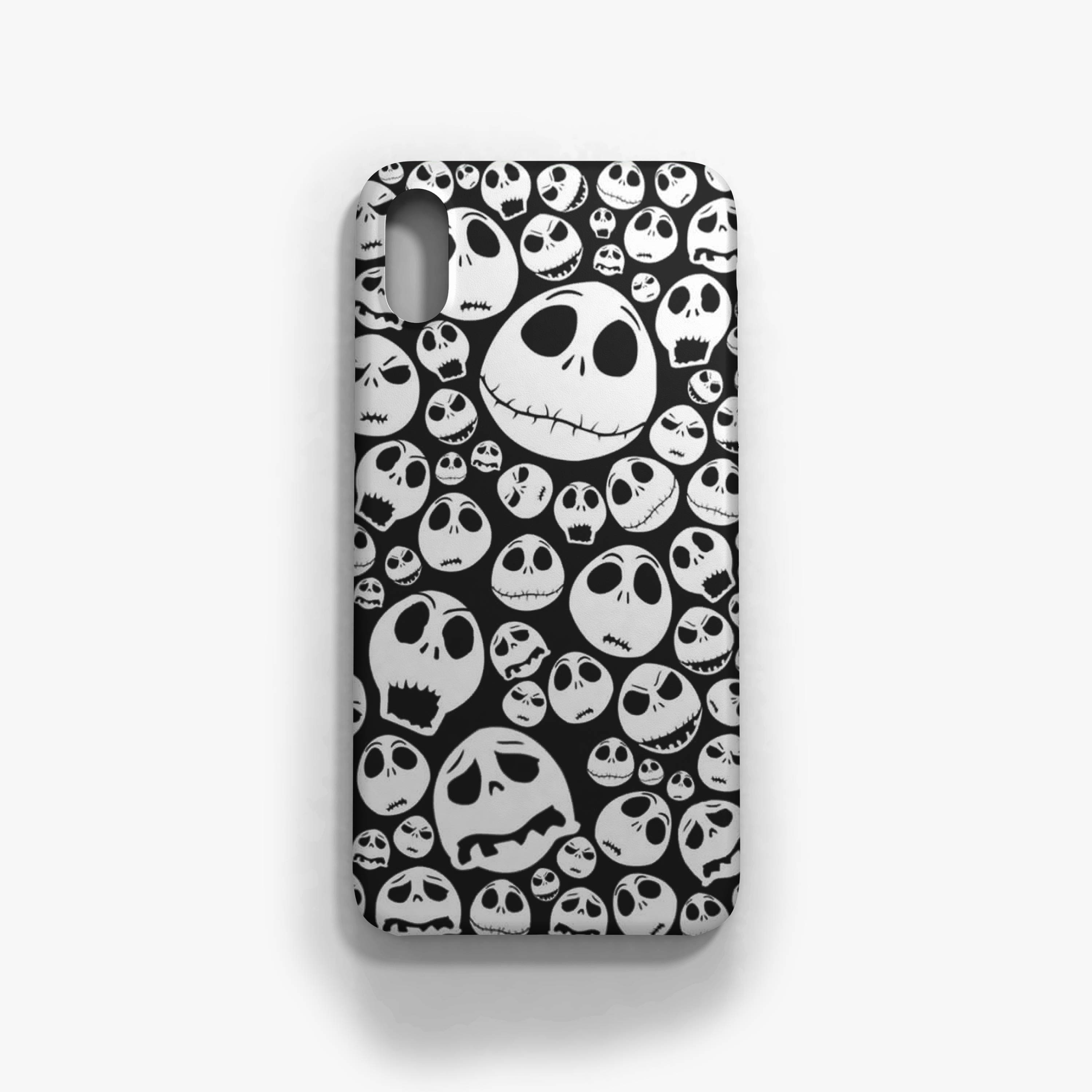 The Nightmare Before Christmas case iPhone X iPhone 8/8Plus   Etsy