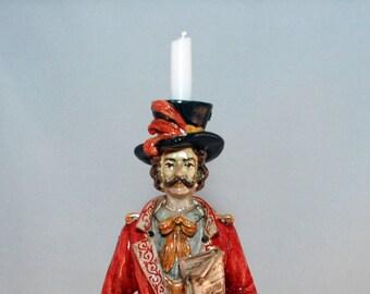 Decor Sicilian Baroque Candle Holder