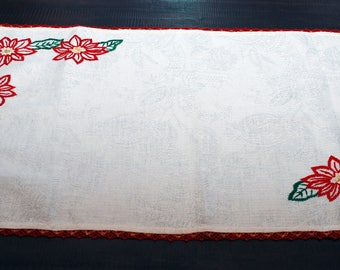 Christmas table linen/decoration