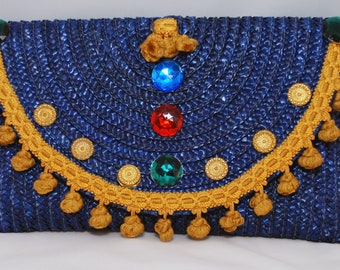 "Traditional Sicilian Purse ""Bustina"""