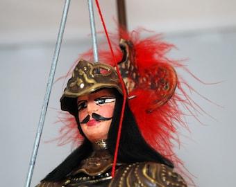 "Traditional Sicilian Puppet ""Orlando"" (Roland)"