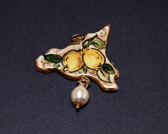 Traditional Sicily Pendant