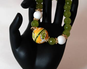 Traditional Sicilian Ball Bracelet