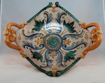 Traditional Sicilian Decorative Centerpiece