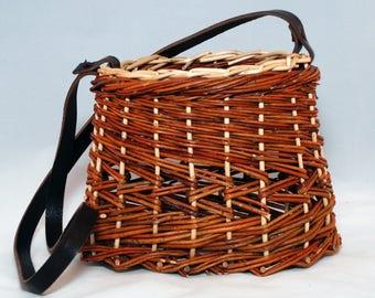 "Traditional Sicilian Willow ""Vimini"" bag"