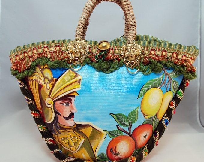 Featured listing image: Traditional Sicilian Coffa