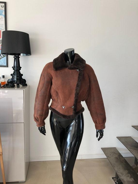 Vintage jacket Thierry Mugler - 1980