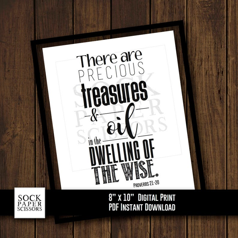 Oil Quote | Printable Print Essential Oil Quote Precious Treasures And Etsy