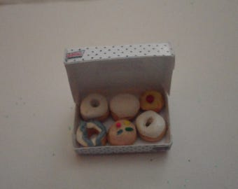 miniature donuts 2 boxes for 5.00 dollars