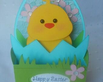 kids easter card etsy