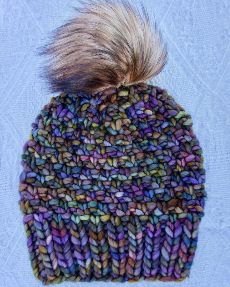 PATTERN    The Elizabeth Beanie    Irish Moss Stitch Beanie  5fbfbc79bf5