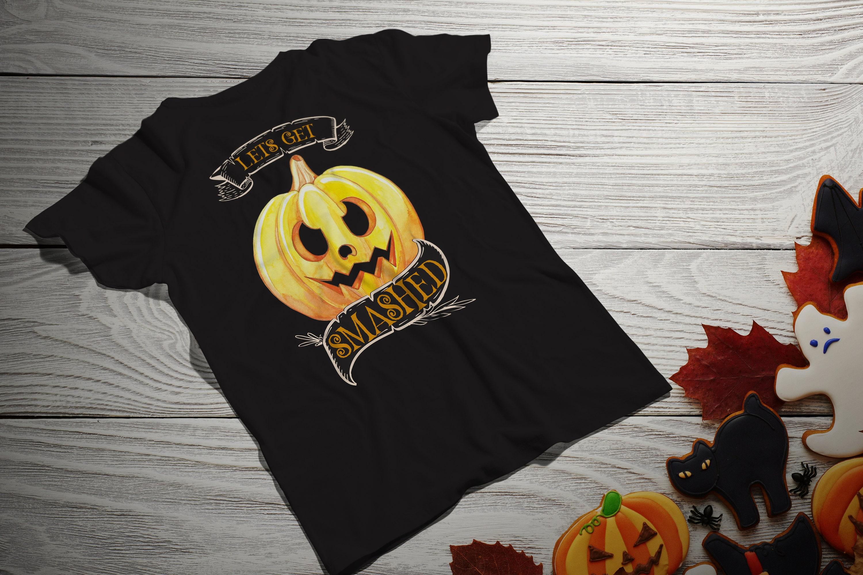 Halloween Pumpkin Tshirt