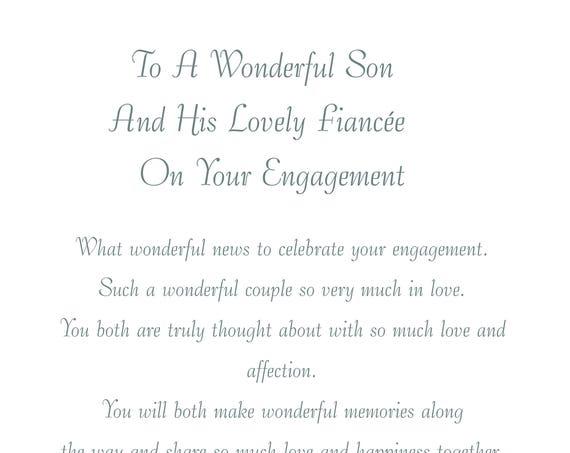 engagement zee bee s cards