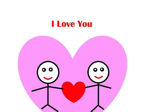 Loving someone, true love
