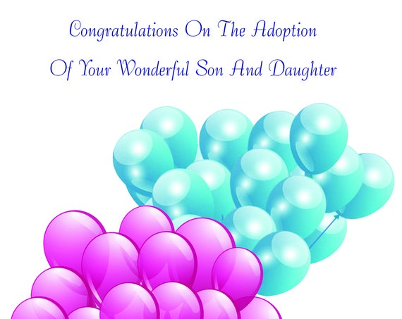 Adoption of your Son and Daughter