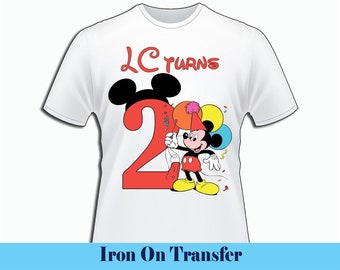 b19fc6439 TOP SELLER Disney Birthday Boy Shirt Mickey Mouse Birthday Boy Tshirt