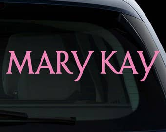 Mary Kay Cosmetics Sticker