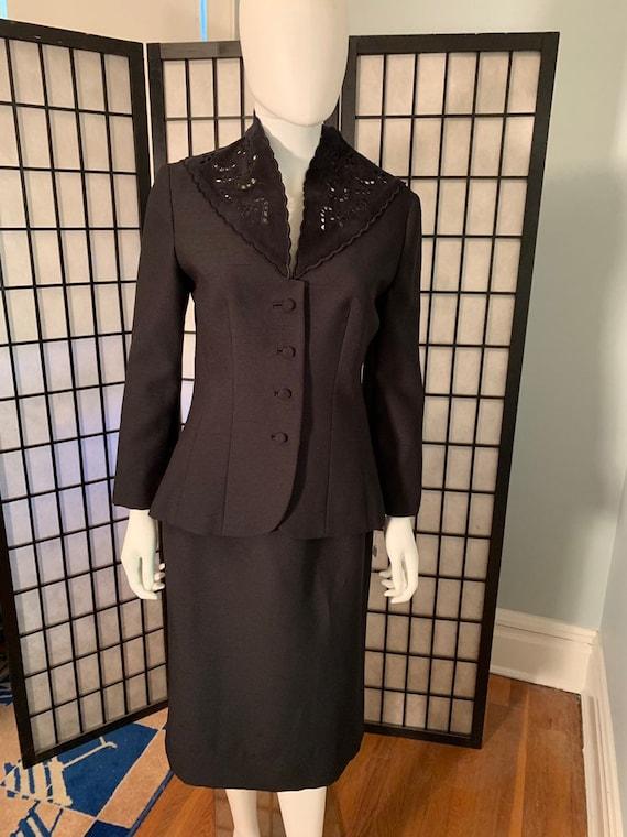 Adolph Shulman for  Lilli Ann Suit