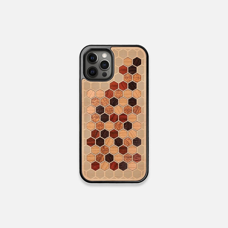 Cellular  Real Wood iPhone Case  iPhone 12 Pro/Max/Mini image 1
