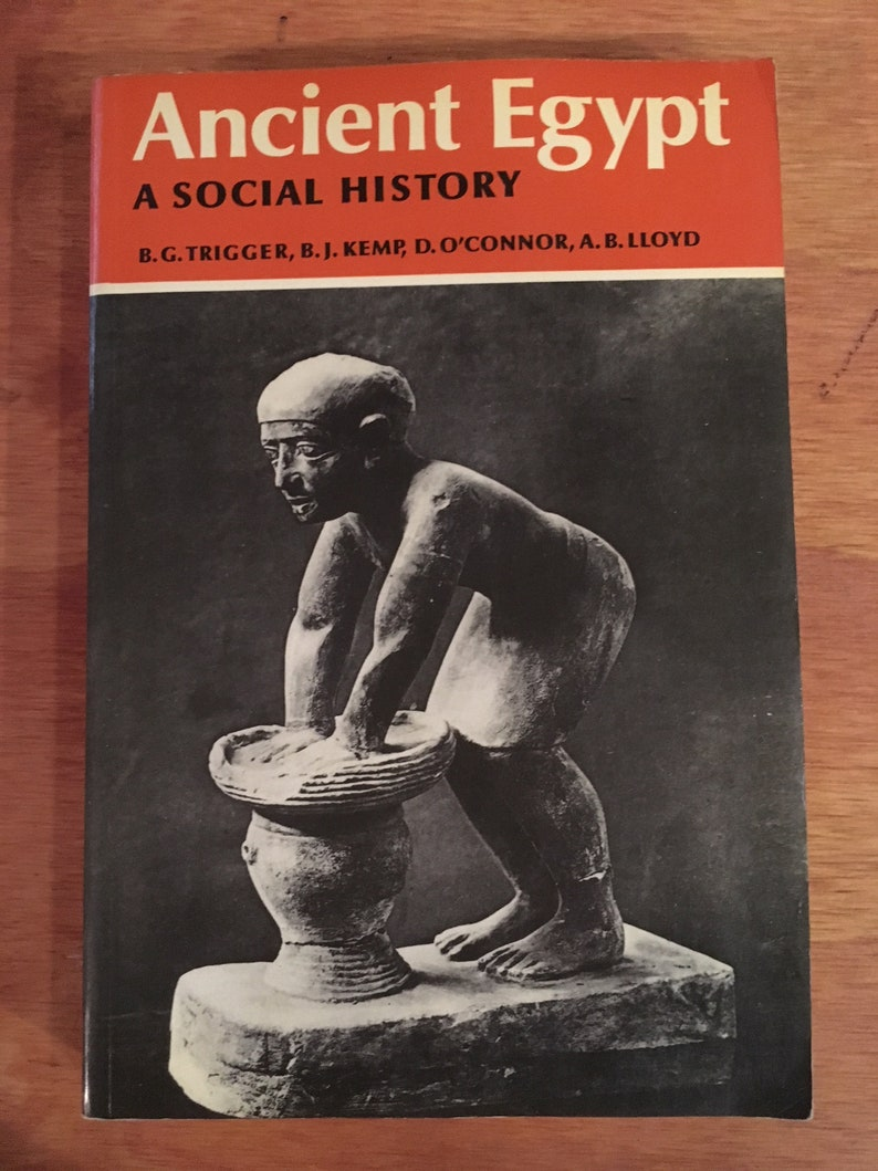 Ancient Egypt: A Social History