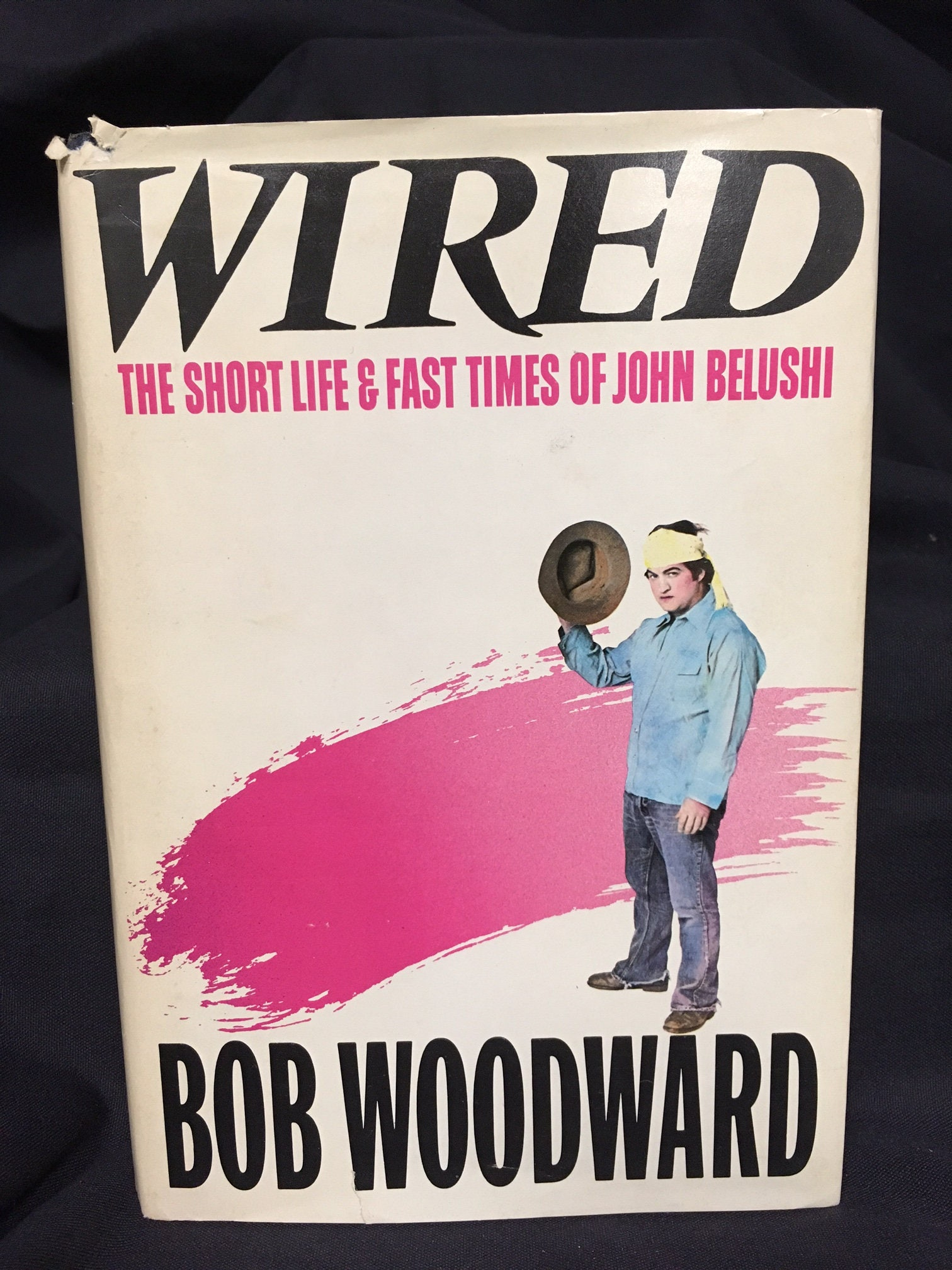 Wired: The Short Life & Fast Times of John Belushi by Bob | Etsy