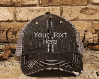 Customized Trucker Hat bc438f23ad8
