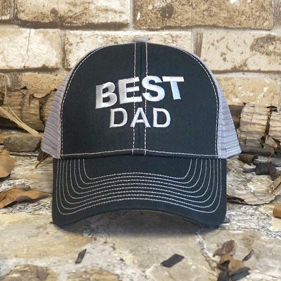 Best Dad Trucker Cap  11ecac8a1971