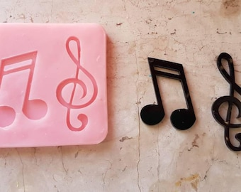Musical notes Stamp
