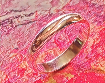 Pure Silver Triple S  Ring