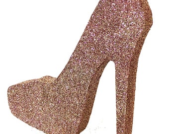 Stiletto High Heel Shoe Foam Cutouts, Birthday Parties, Shopping Theme Style B