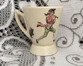 Royal Doulton Cup: Pied Piper, Mother Hubbard
