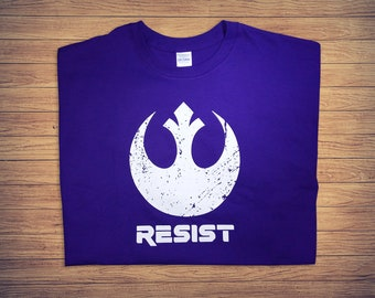 Rebel Alliance Resist Tee
