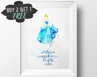 Cinderella Quotes | Cinderella Quotes Etsy
