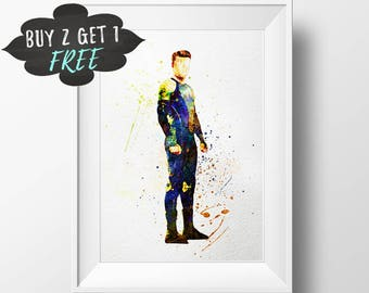 Hunger Games Wall Art, Peeta Mellark Hunger Games Poster, Peeta Hunger Games Decor Printable, Mockingjay Catching Fire Suzanne Collins