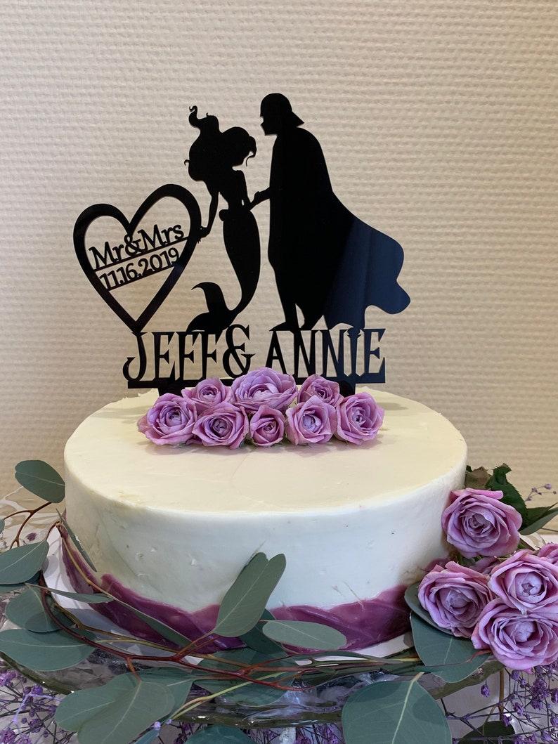 Batman Wedding Cake.Batman Cake Topper Batman Wedding Cake Topper Batman Silhouette Cake Topper Mr And Mrs Topper Superhero Topper Topper With Date