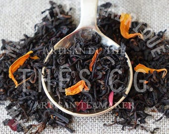 Moon said: The Pu - Erh in cassis in summer
